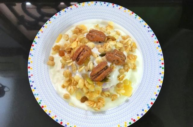 Sữa chua khoai lang - món ăn vặt healthy cho nàng vòng eo thon gọn, dáng xinh đón Tết - Hình 9