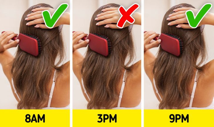 Những thói quen hàng ngày vô tình khiến tóc nhiều gàu - Hình 4