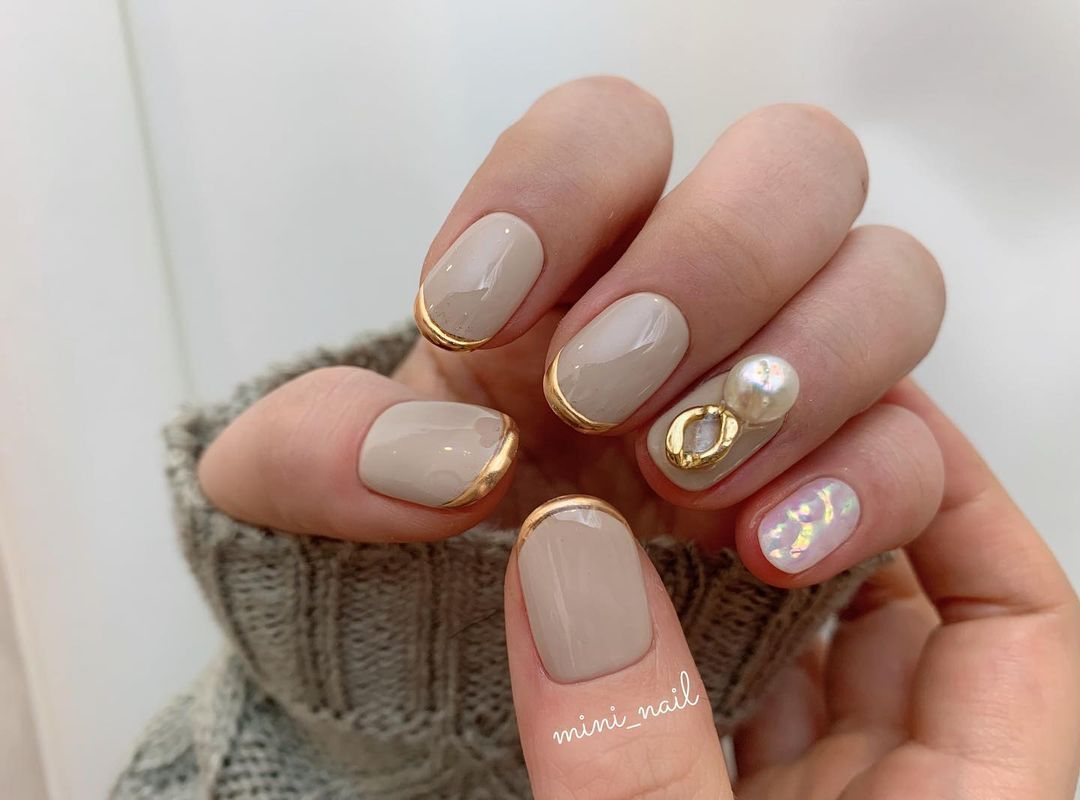 5 trend làm nail đang hot rần rần, chị em diện Tết cực sành điệu - Hình 11