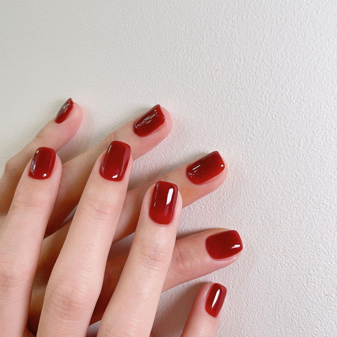 5 trend làm nail đang hot rần rần, chị em diện Tết cực sành điệu - Hình 5
