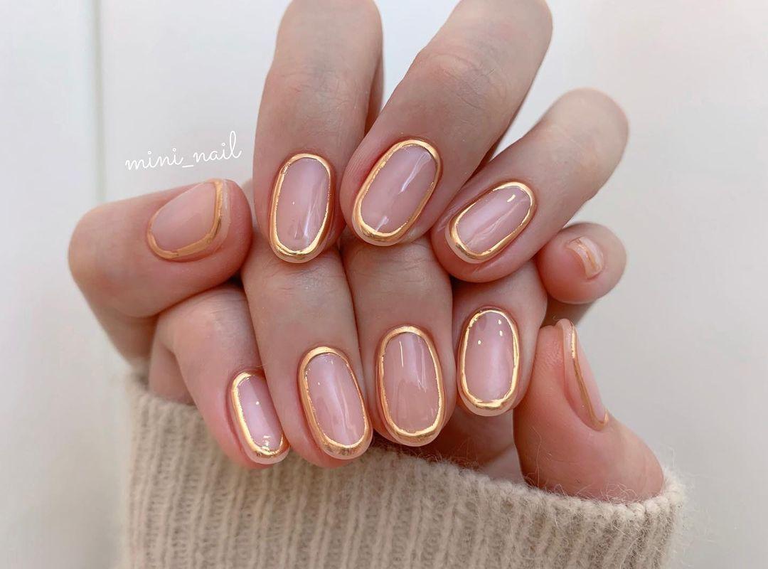 5 trend làm nail đang hot rần rần, chị em diện Tết cực sành điệu - Hình 10