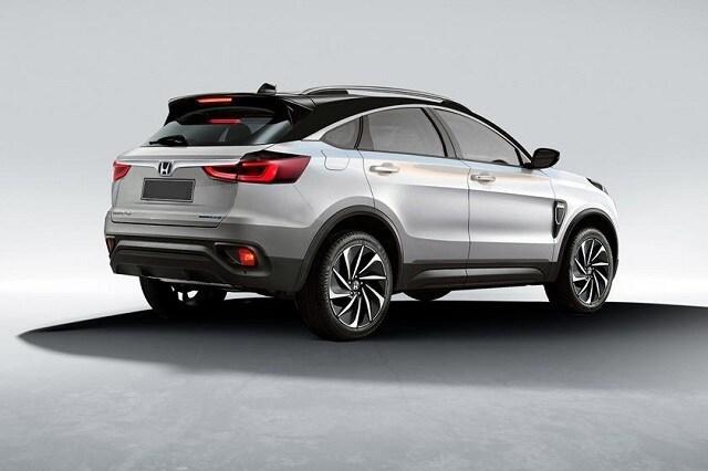 Honda HR-V 2022 diện mạo hoàn toàn mới, có giá từ 624 triệu đồng - Hình 3