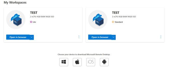 Microsoft vô tình để lộ tài liệu xác nhận sự hiện diện của Windows 10 trên mây - Hình 1