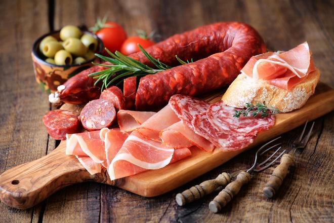Những thực phẩm gây nếp nhăn trên da - Hình 5