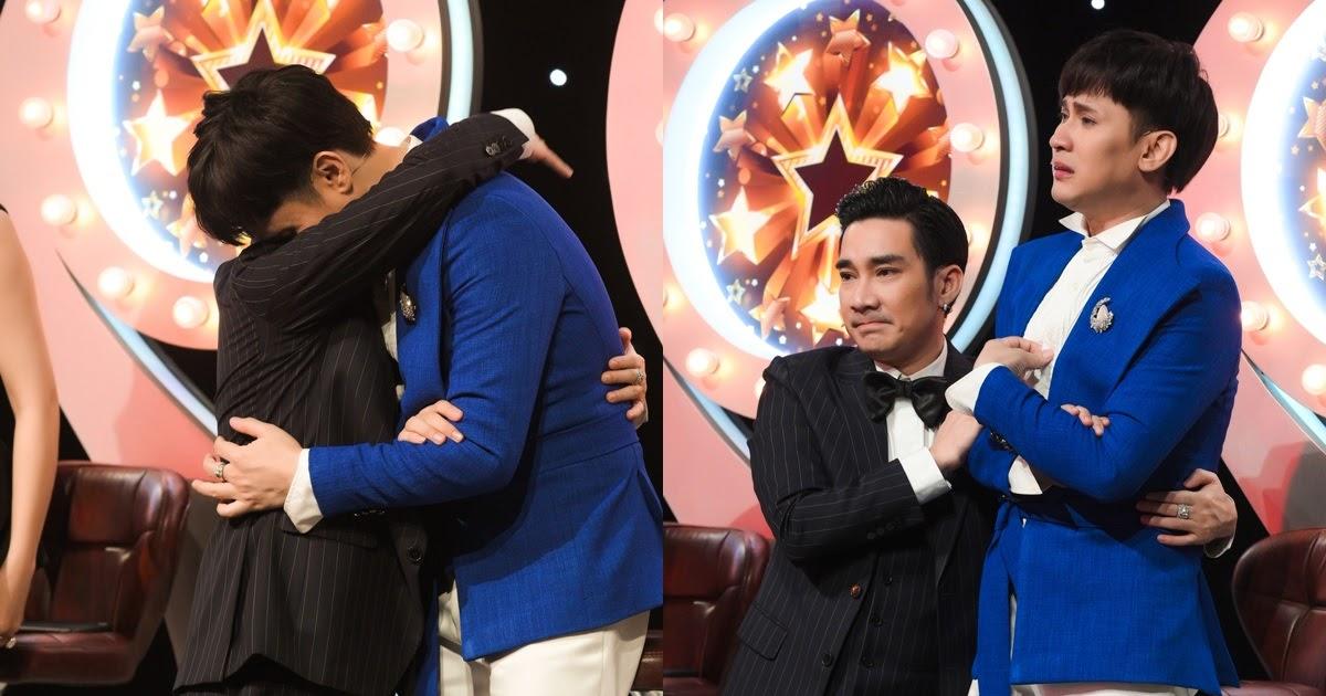 Quang Hà ôm chặt khi Nguyên Vũ khóc nghẹn vì tủi thân không có cha - Hình 7