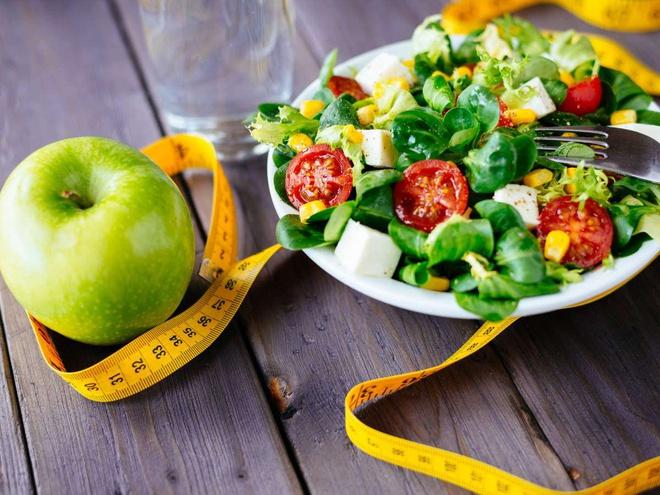 Cách ăn không béo - Hình 1