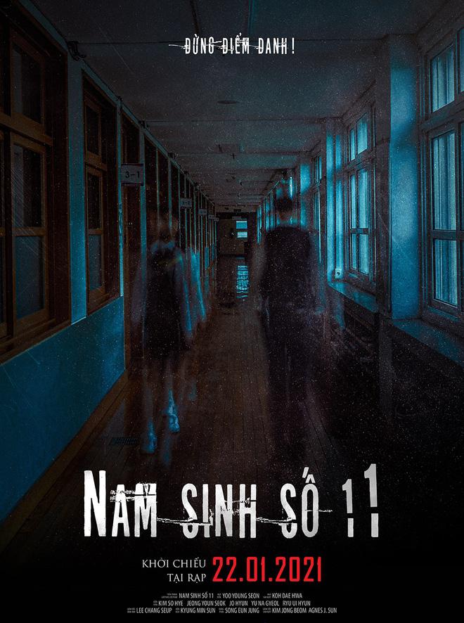 Khi xem trailer phim Nam Sine Số 11, sợ ướt sũng toàn chị em xứ Hàn xinh đẹp nhưng lại bị quỷ ám!  - Hình 1