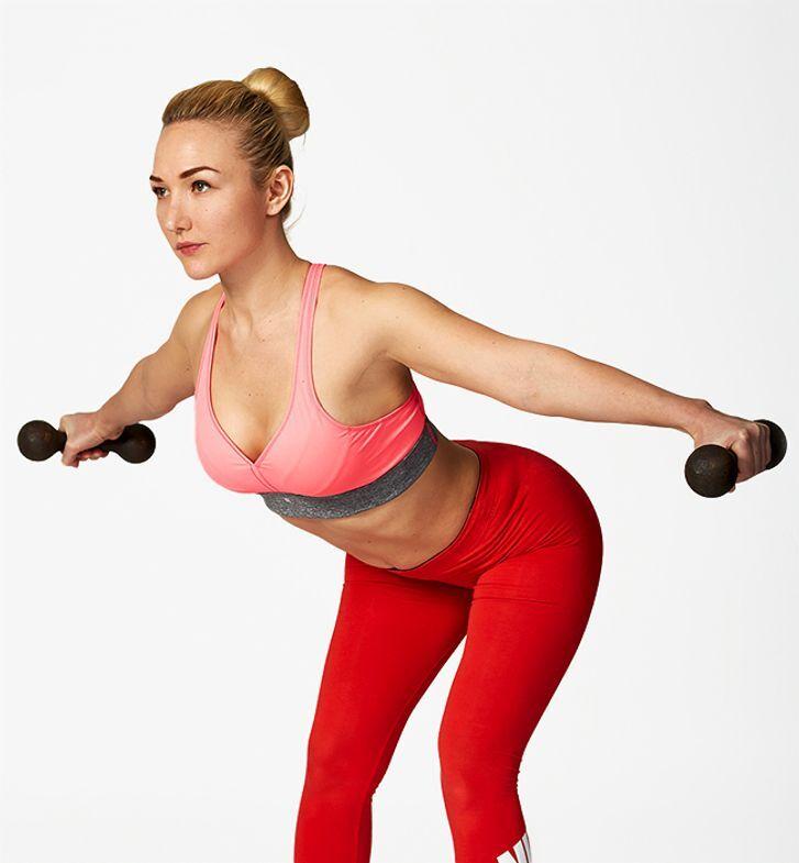 7 động tác đơn giản giúp ngực nở nang - Hình 8