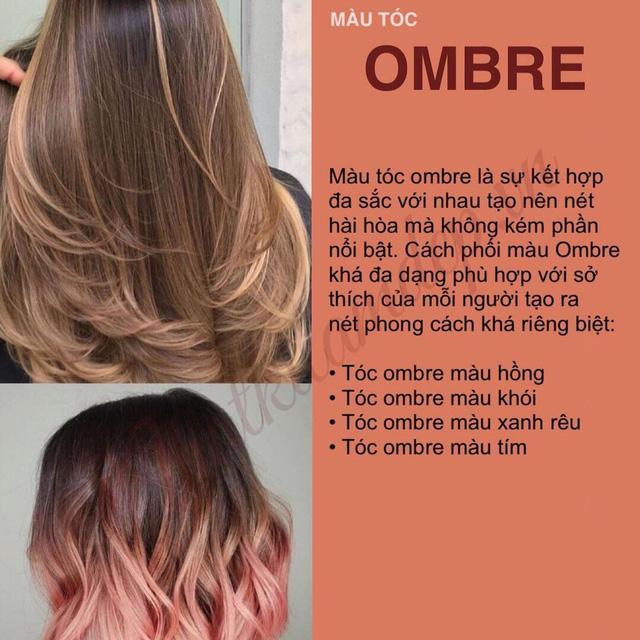 8 màu tóc đẹp lạ cho nàng đi chơi Tết 2021, nàng nên chọn màu phù hợp ngay từ bây giờ kẻo muộn - Hình 8