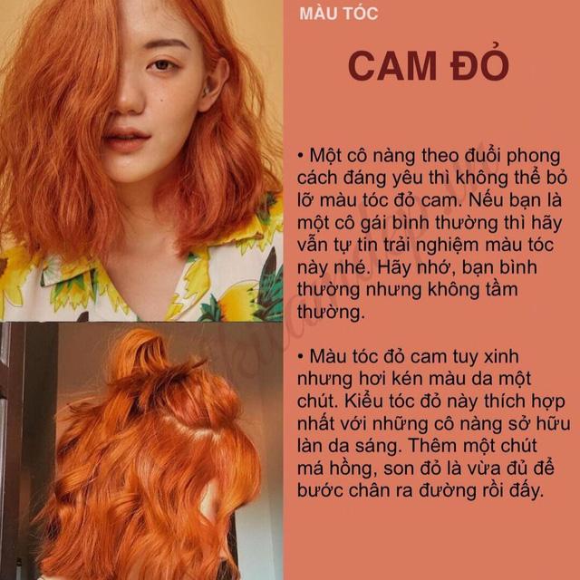 8 màu tóc đẹp lạ cho nàng đi chơi Tết 2021, nàng nên chọn màu phù hợp ngay từ bây giờ kẻo muộn - Hình 3