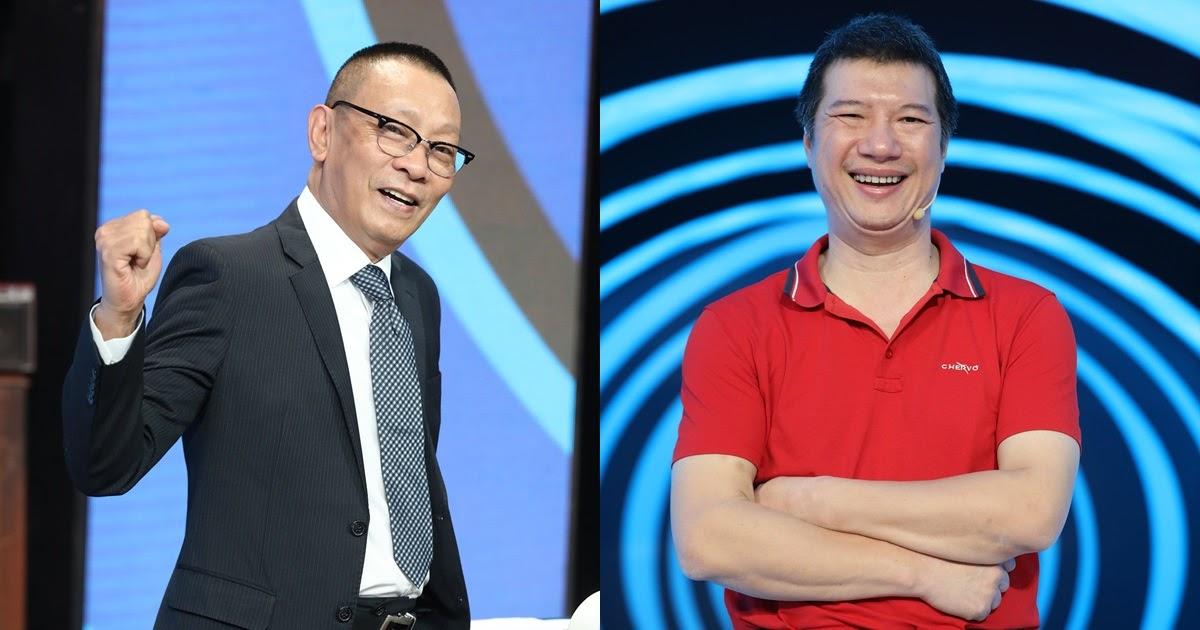 """MC Lại Văn Sâm """"nói thẳng mặt"""" BLV Quang Huy: """"Huy ạ, cậu còn ít tuổi mà bảo thủ lắm!"""""""
