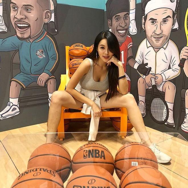 Người đẹp Hàn Quốc đam mê thể thao - Hình 9