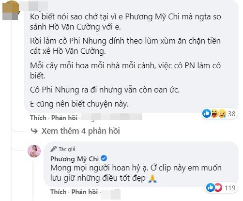 Bị phán khiến mẹ con Phi Nhung lục đục, Phương Mỹ Chi nói gì? - Hình 2