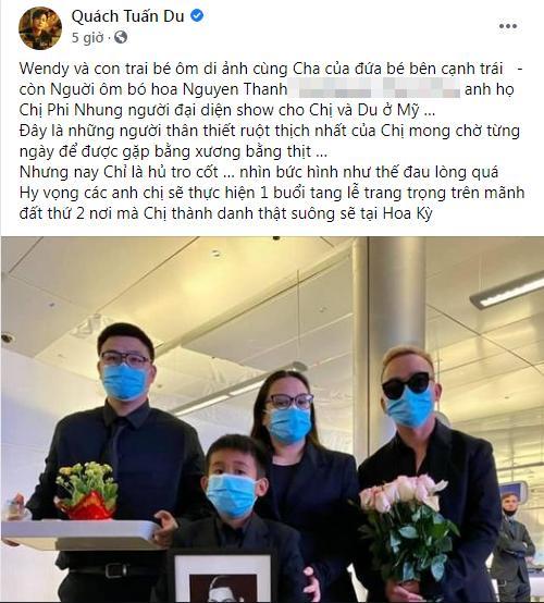 Một sao nam Vbiz công khai chồng của con gái Phi Nhung - Hình 4