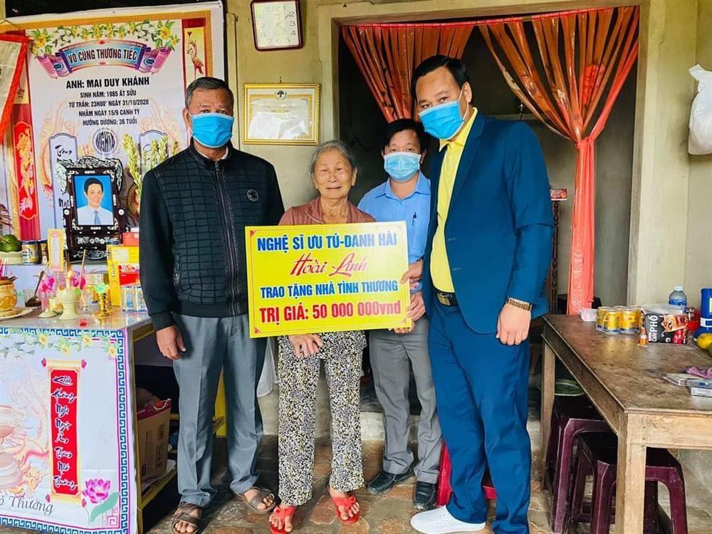 MTTQ Huế tiết lộ: Đoàn của Hoài Linh, Thuỷ Tiên không đồng ý khi được đề nghị phối hợp trao tiền cho dân - Hình 1
