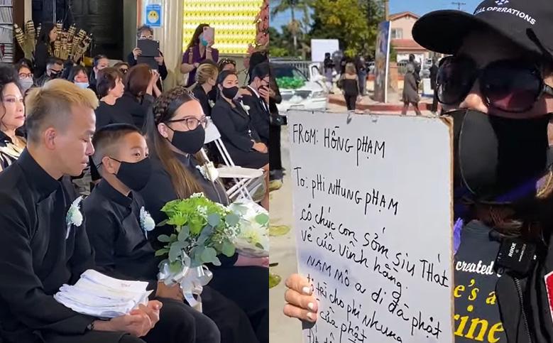 Khán giả đến tận đám tang Phi Nhung đòi tẩy chay Hồ Văn Cường gây tranh cãi - Hình 1