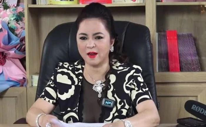 Bị dọa cho bóc lịch, Trang Khàn miệt thị CEO Đại Nam vừa béo, vừa xấu, vừa lùn, thách thức nữ doanh nhân gửi đơn kiện - Hình 1