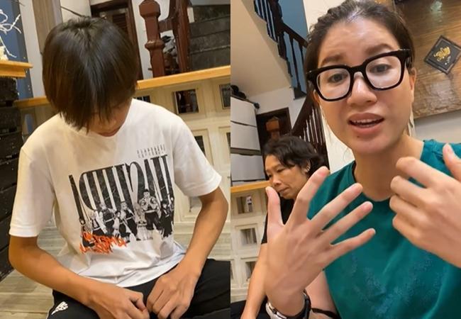 Bị kiện ép cung Hồ Văn Cường, Trang Trần chửi sốc nữ đại gia - Hình 1