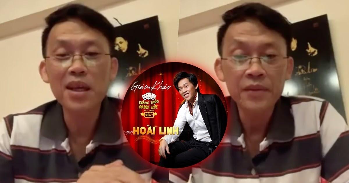 Hoài Linh xuất hiện hứa qua dịch sẽ diễn lại, còn gameshow ai mời thì ngồi nhưng không ngồi nhiều nữa - Hình 7