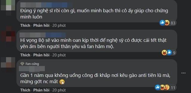 CĐM hả hê khi CA TP.HCM yêu cầu rà soát các nghệ sĩ kêu gọi từ thiện bà Nguyễn Phương Hằng phản ánh - Hình 3
