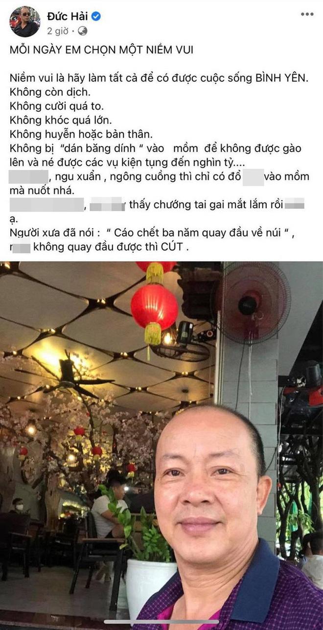 Trước khi bị bắt, Nhâm Hoàng Khang gây bão Vbiz: Từ vụ NS Hoài Linh ngâm 14 tỷ đến cố ca sĩ Phi Nhung và loạt sao hạng A bị nhắc tên! - Hình 9