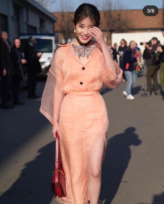 Dàn nữ thần Kpop đại náo Fashion Week: Jennie - Suzy cứ hở bạo là bung xoã xịt máu, Jisoo hay Krystal mới đạt ngưỡng visual nữ thần? - Hình 28