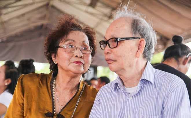 Nữ ca sĩ tự nhận vợ Hoài Linh nói lời vĩnh biệt bố chồng - Hình 3