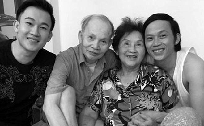 Nữ ca sĩ tự nhận vợ Hoài Linh nói lời vĩnh biệt bố chồng - Hình 1