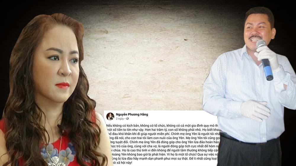 Bà Phương Hằng vẫn chưa chịu buông tha cho Phi Nhung: Có 200 triệu của nó mà cũng giữ, ai nói tôi xúc phạm cũng chịu - Hình 4