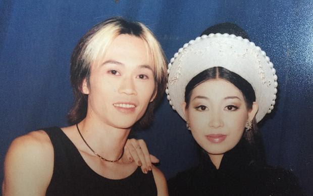 Danh tính nữ ca sĩ bị chỉ trích vì tự nhận là vợ Hoài Linh, đau xót khi bố chồng qua đời - Hình 5