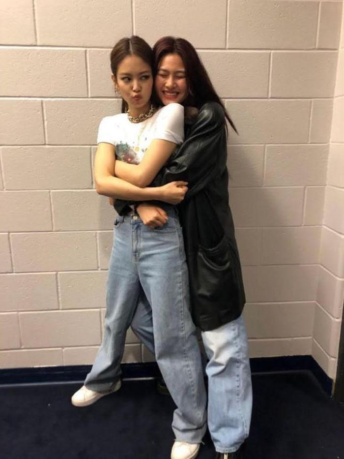 Jennie (BLACKPINK) và bí mật tình bạn ít ai biết với Jung Ho Yeon (Squid Game) - Hình 2