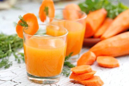 Phụ nữ thường xuyên ăn cà rốt, ăn càng nhiều thì tử cung càng khỏe, muốn già đi từ từ thì hãy thử - Hình 1