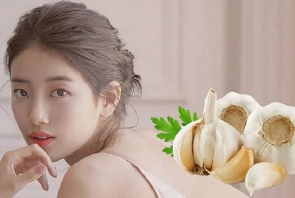 Cắt hai miếng tỏi và chà xát lên lông mày của bạn, có những lợi ích tiềm ẩn. Hãy học cách sử dụng nó suốt đời - Hình 3