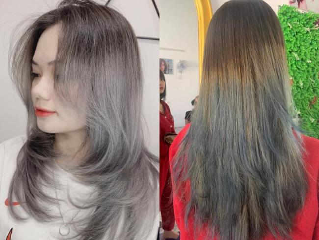 Đi làm tóc cuối năm: Bỏ cả triệu bạc nhận về mái tóc loang lổ, trầm cảm nhất là ca tóc uốn thẳng đơ xác xơ đến khó tả - Hình 2