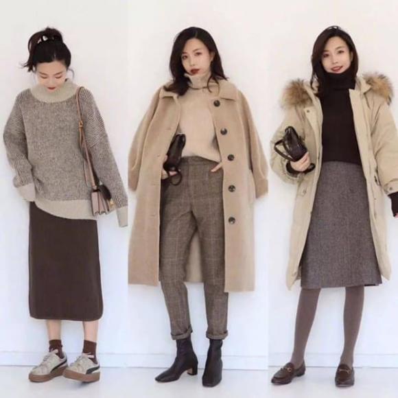 27 bộ trang phục ngày lạnh hợp mốt và trẻ trung, ai cũng có thể lên đồ tự tin ra phố - Hình 2