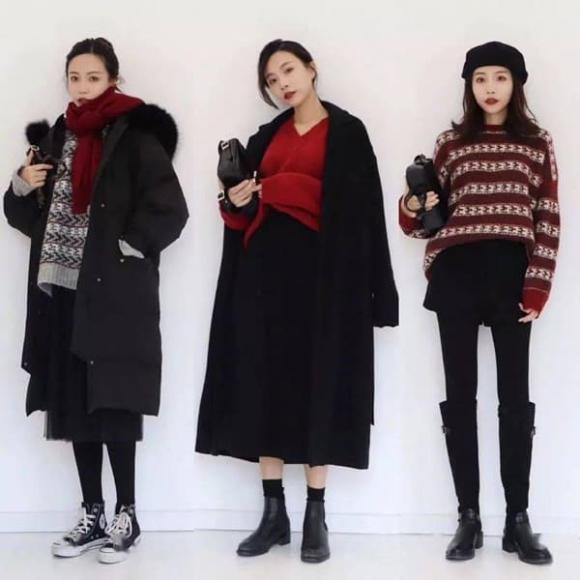 27 bộ trang phục ngày lạnh hợp mốt và trẻ trung, ai cũng có thể lên đồ tự tin ra phố - Hình 9