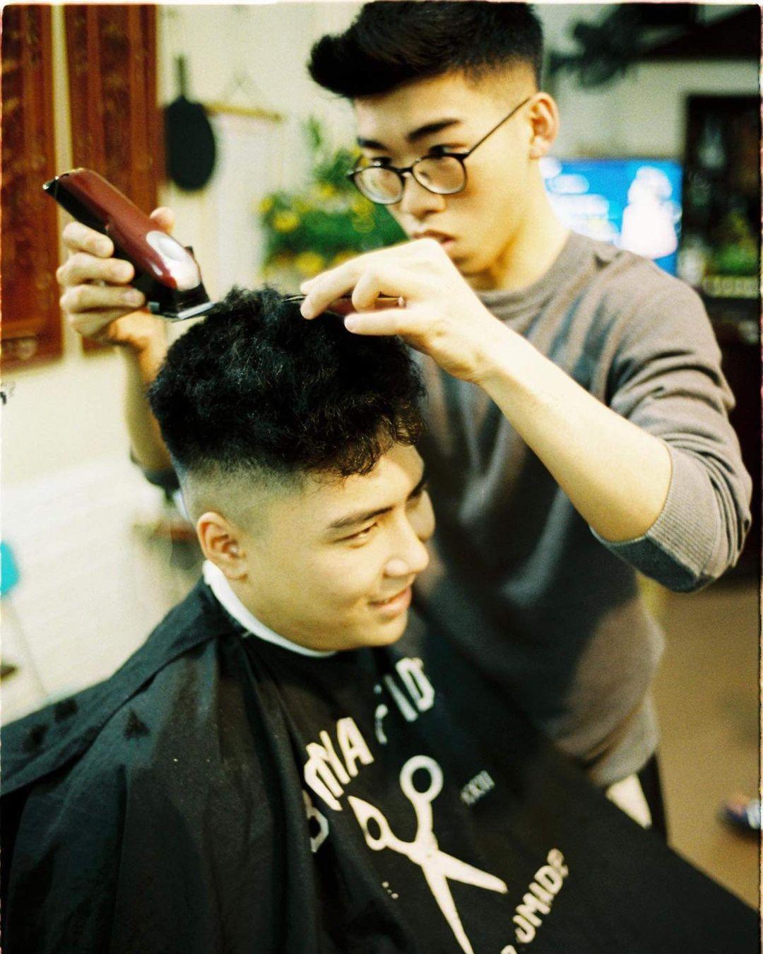 Mốt nhuộm tóc nam dịp Tết - Hình 6