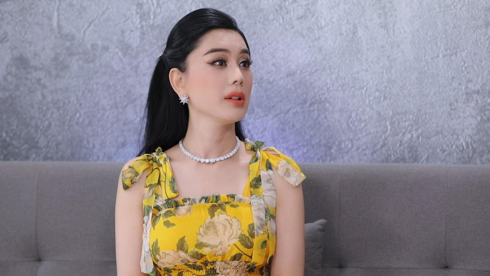 Lâm Khánh Chi từng nợ xã hội đen hơn 1 tỷ, khẳng định chồng trẻ yêu mình không vì tiền - Hình 1