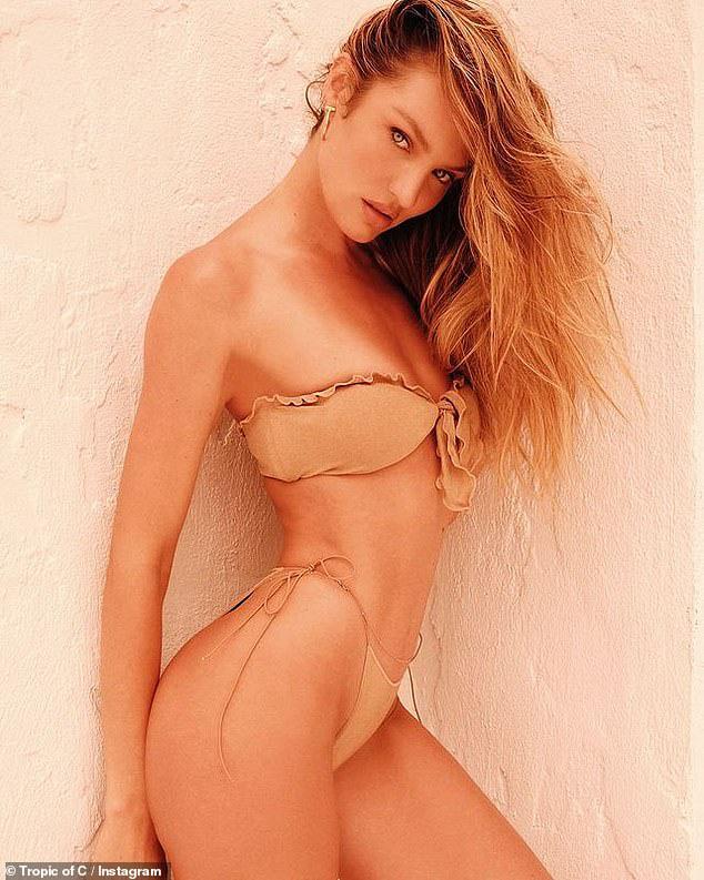 Siêu mẫu Candice Swanepoel khoe dáng nuột nà, quyến rũ - Hình 3