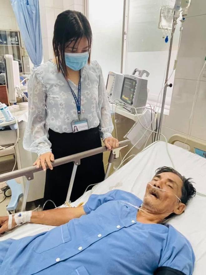 Diễn viên Thương Tín đột quỵ nhập viện cấp cứu tại bệnh viện quận 12, gia đình đã biết tin - Hình 3