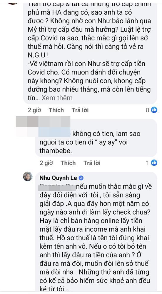 Hoàng Anh tố vợ cũ ăn chặn trợ cấp Covid-19, Quỳnh Như viết văn tế chồng - Hình 4