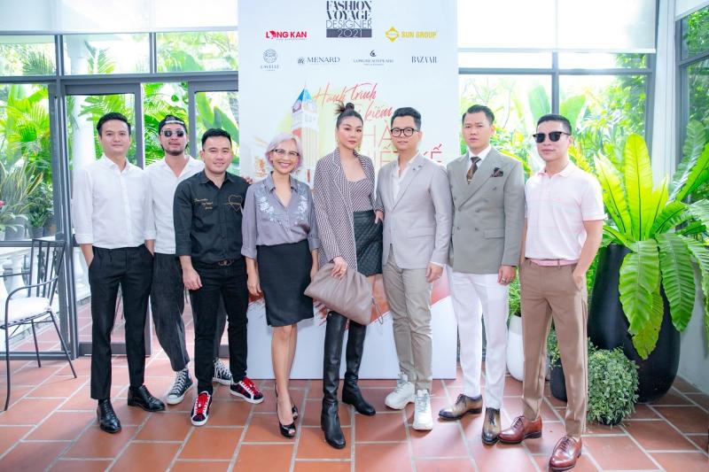 Fashion Voyage Designer 2021 chính thức công bố bảng vàng 17 NTK xuất sắc - Hình 6