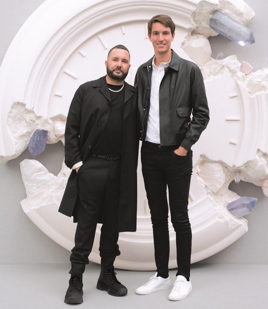 Tài năng của thiếu gia đế chế Louis Vuitton - Hình 2