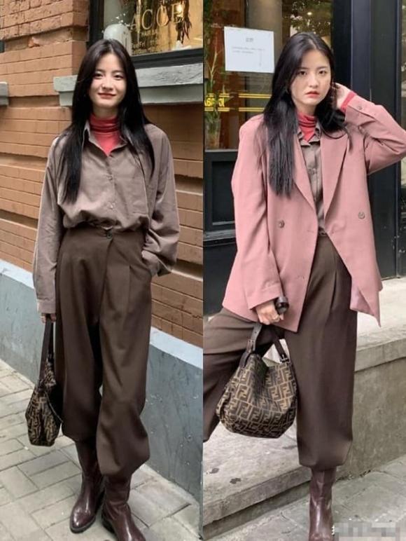 16 bộ trang phục phong cách Hàn Quốc, dạy bạn mặc những món đồ bình thường trở nên thời thượng - Hình 3