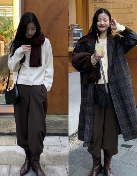 16 bộ trang phục phong cách Hàn Quốc, dạy bạn mặc những món đồ bình thường trở nên thời thượng - Hình 1