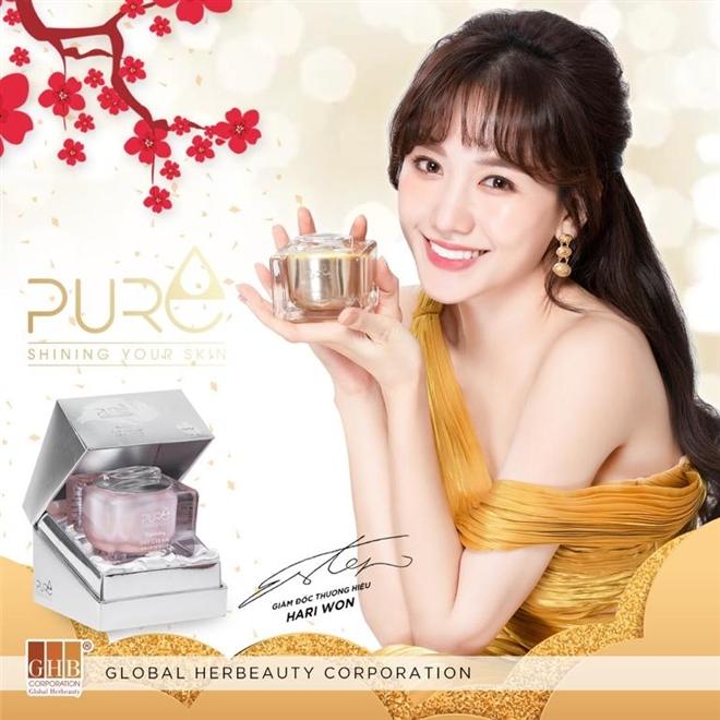Bí quyết dưỡng trắng da đẹp như sao Hàn từ dưỡng phẩm của Pure Korea - Hình 2