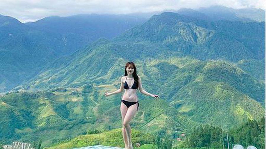 Mặt tròn vo, bạn gái cũ Quang Hải lên dây cót giảm cân đón Tết với thực đơn không ngờ - Hình 2