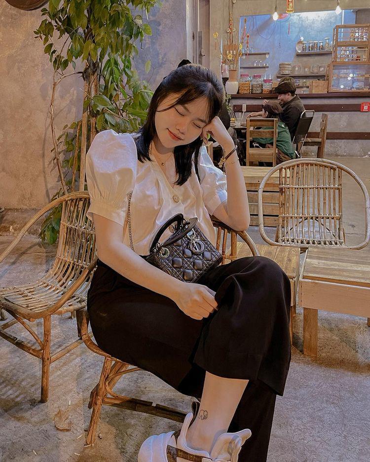 Mặt tròn vo, bạn gái cũ Quang Hải lên dây cót giảm cân đón Tết với thực đơn không ngờ - Hình 5