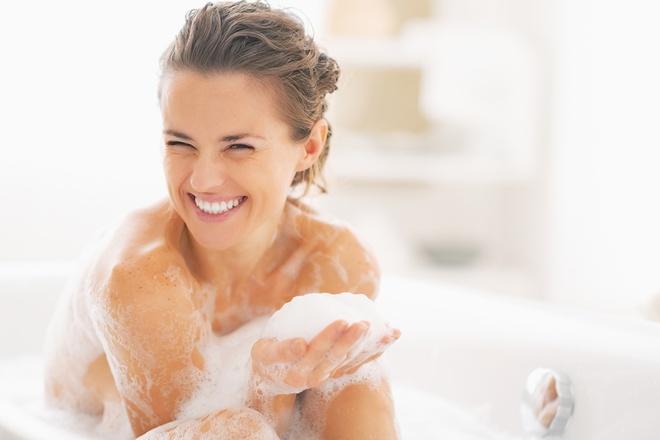 Điều gì xảy ra với cơ thể khi không sử dụng xà phòng? - Hình 1