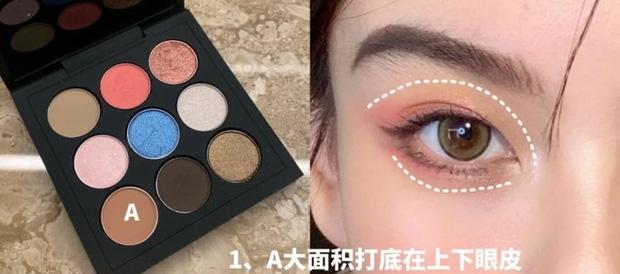 5 bước makeup giúp bạn hóa nữ thần mùa xuân, nàng tay mơ cũng học theo được dễ dàng - Hình 3
